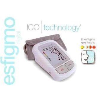 Tensiometro Ico Parlante Brazo Tech