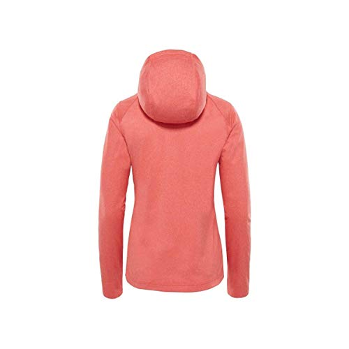 Donna Face con Felpa PINK T93bro North The Cappuccio ATOMIC fOgHwznq