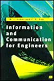 Information and Communication for Engineers, Usher, M. J. and Guy, C. G., 0333615271