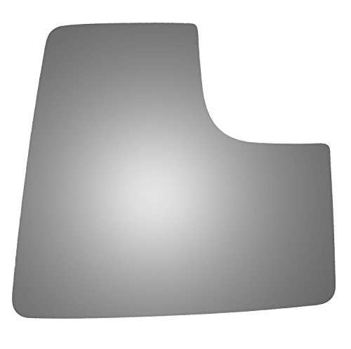 Burco 5610 Lower Convex Passenger Side Replacement Mirror Glass for 15-17 Ford F-150 (2015, 2016, 2017) (5610 Replacement)