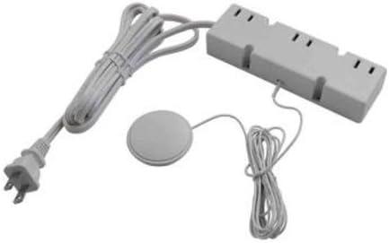 Sunpark 6-0105-6D 6-watt Energy Saving LED Desk Lamp, Warm White