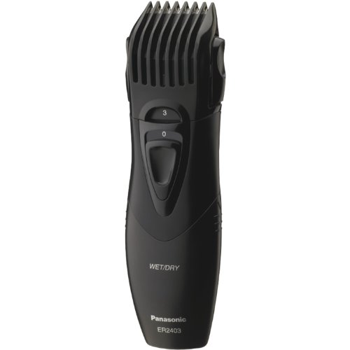 Panasonic ER2403K Moustache Beard Trimmer