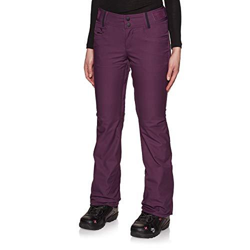 Holden Women's Skinny Standard Pant-San-Medium, Sangria, Medium