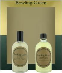BOWLING GREEN 2PC SET WITH 4.OZ SPRAY AND 4.OZ AFTER SHAVE FOR MEN by Geoffrey - Green Bowling Shopping