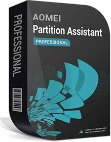 AOMEI Partition Assistant Pro – Latest Edition – Digital Delivery