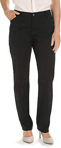 LEE Women's Petite Relaxed Fit All Day Straight Leg