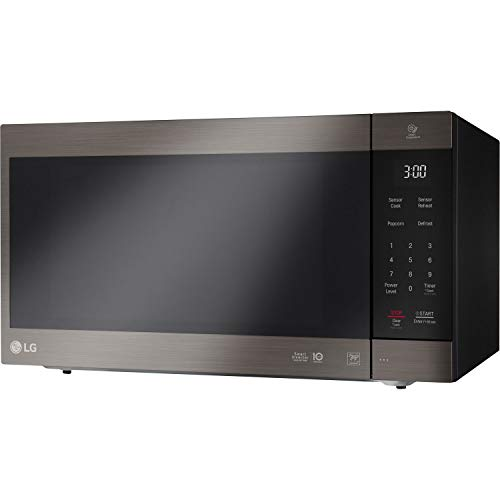 LG 2.0 Cu. Ft. NeoChef Countertop Microwave (LMC2075BD) Stainless Steel/Black