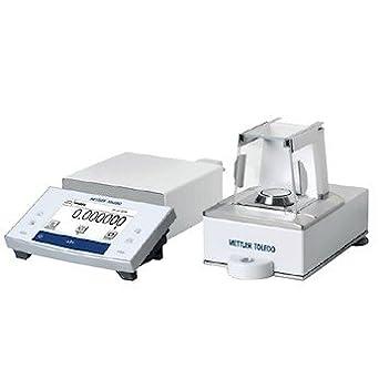 Mettler Toledo WXTS3DU Excellence Dual Range Micro Balance, 1.2 g / 3.2 g x 0.001 mg
