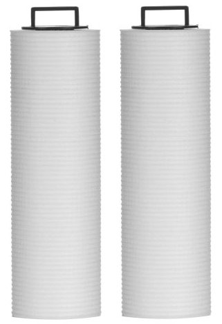Dewbell Refill Filter Cartridge for Water Filter system (High grade type), Water Filter, Removes rust , Residual chlorine and Harmful substances 10 set (20pcs) by Ionpolis