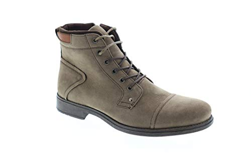 (RW by Robert Wayne Men's Jaron Lace-Up Boot (10.5 D(M) US, Mushroom))