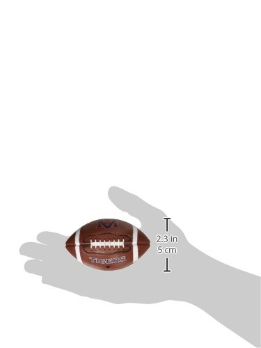 3-Inch NCAA Auburn Tigers Football Bottle Opener Magnet Brown