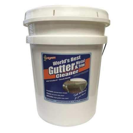 Gutter and Exterior Metal Cleaner 5 Gal