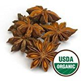 Indus Organics Star Anise, 8 Oz (2 Jar 4 Oz), Premium Grade, Hand Selected, Freshly Packed