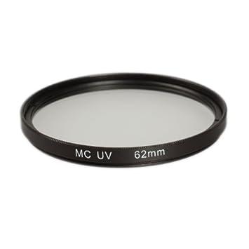 Ares Foto MC UV Filter 62mm für Tamron AF 18-270mm F/3.5 -6.3 Di II VC PZD