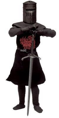 The Black Knight from Monty Python and the Holy Grail