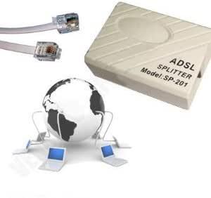 Cajas de cable 882 151 DIVISOR INTERNET FILTRO ADSL