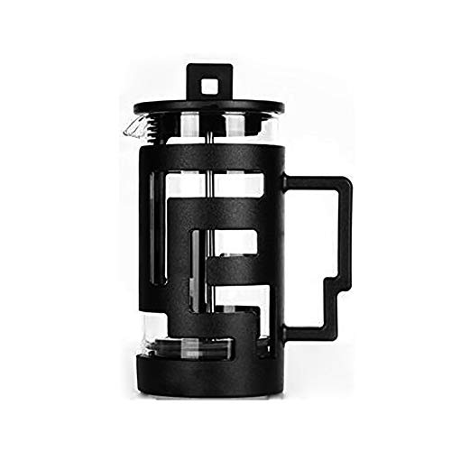 MYD888 Coffee Maker Stovetop Espresso Machine Coffee Pot Moka Pot French Press and Filter System Hand-Washing Household Coffee Appliances Labyrinth Outer Cup