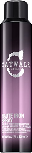 TIGI Catwalk Haute Iron Spray for Unisex, 6 Ounce