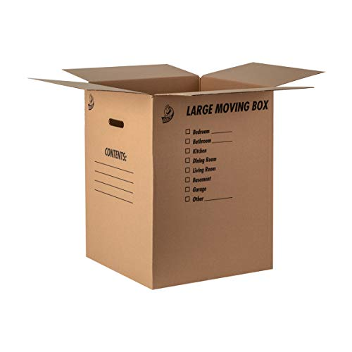 Duck Brand Kraft Corrugated Shipping Boxes - 18