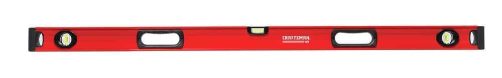 CRAFTSMAN Level, 48-Inch, Box Beam (CMHT82347)