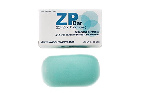 ZP Cleansing Bar with Zinc Pyrithione
