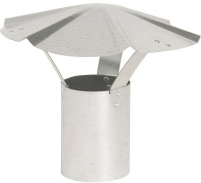 Great Features Of Imperial #GV0586 3 Round Vent Cap