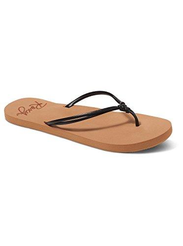 Roxy Girls' RG Lahaina Flip Flop Sandals - Black Girls Flip Flop Shopping Results