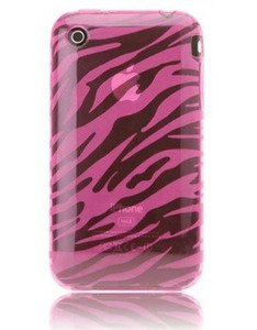 Katinkas Soft Cover Etui pour Apple iPhone 3G Camouflage Rose