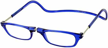 Clic Magnetic Reading Glasses in Blue ; +1.50