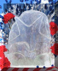 (Reusable Star Ice Sculpture Mold)