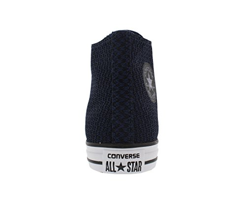 Style High Star Taylor White Converse in Sneakers Navy Midnight Canvas Classic Casual All Durable Unisex and Uppers Color and Black Top Chuck qIXPI