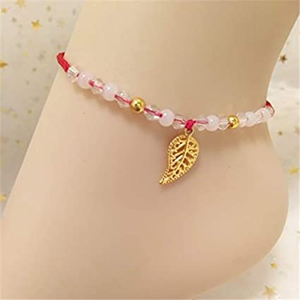 Here anklet adult jewlery think, that
