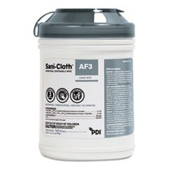 SaniPro - Sani Professional Sani-Cloth AF3 Germicidal Disposable Wipes by SaniPro