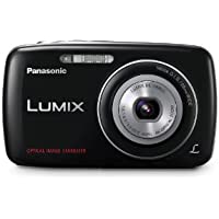 Panasonic Lumix DMC-S1 12.1 MP Digital Camera with 4x Optical Image Stabilized Zoom with 2.7-Inch LCD (Black) Noticeable Review Image