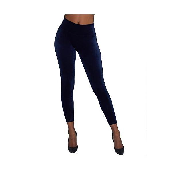 Spanx Womens Velvet Leggings