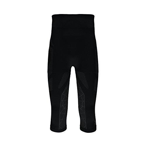 Spyder Men's Captain Baselayer Pant, Black/Polar, Large/X-Large by Spyder
