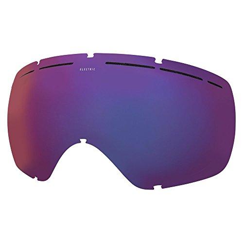 Electric Visual EG2.5 Brose/Blue Chrome Snow Goggle Lens