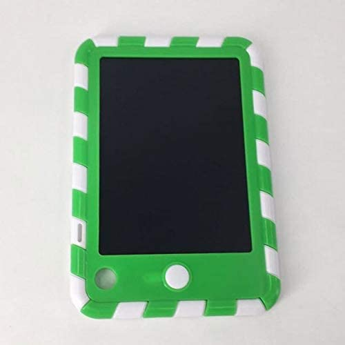 YKAIEET デジタルボードドローイングパッドの手書きパッドライティング錠グラフィックタブレット4.4インチ液晶タブレットの液晶子供たちがプレートに消去可能な黒板スマートアートボードを塗装塗装します (色 : 青)