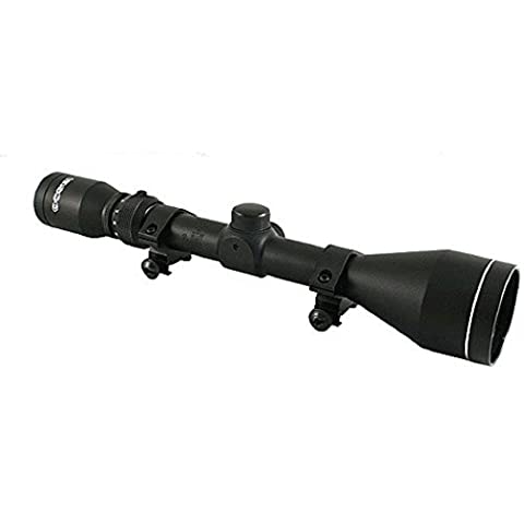 Tasco Bucksight 3-9x 50mm Rifle Scope (30/30 Reticle) (Tasco 3x9)
