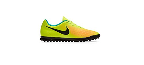 Nike Unisex Jade Orange black Ii Ola Adulto Magistax Botas De total Tf volt Amarillo Fútbol Jr clear aqrf86Ea
