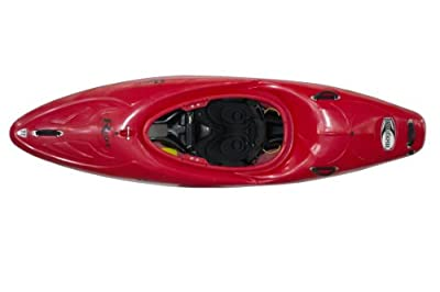 Magnum 72 Riot Kayaks Red 7ft Whitewater Creeking Kayak