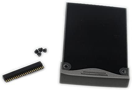 DELL LATITUDE D400 HARD DRIVE CADDY COVER CONNECTOR