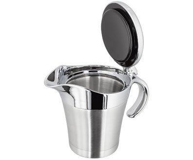 Judge Double Walled Gravy Pot, Silver, 450ml ()