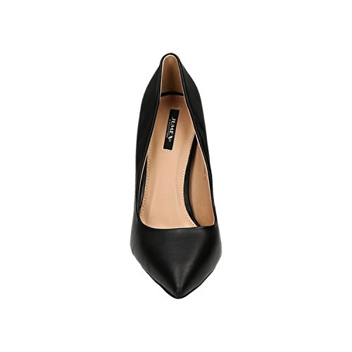 Nero Col Donna Tacco King Scarpe Of Shoes Pwtq1Y