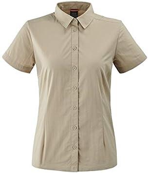 Lafuma LD Access Sand - Camisa para Mujer, Color Beige, Beige, Medium: Amazon.es: Deportes y aire libre