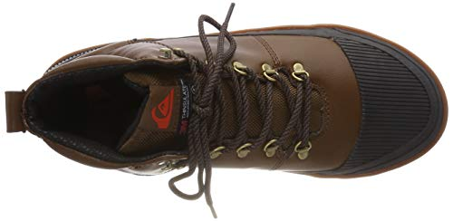 Grebe brown Bottines Quiksilver Marron Combo Bottes Homme amp; Souples black Xckc brown TqwndCw0