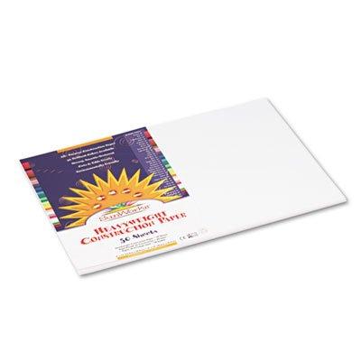SUNWORKS 12X18 BRIGHT WHITE 50CT