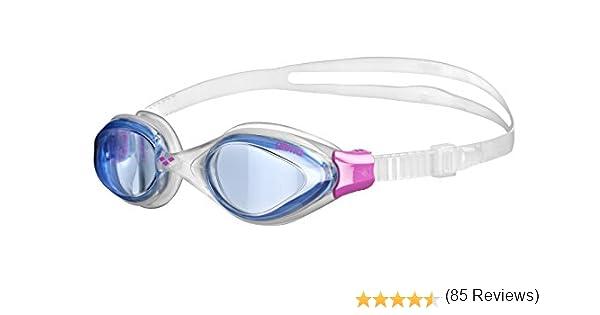 Talla /Única ARENA 000001E191 Gafas de Nataci/ón Clear Mujer Azul