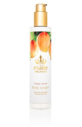 Bath Papaya Nectar - Malie Organics Body Cream - Mango Nectar
