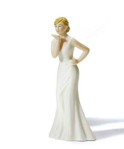 Weddingstar Bride Blowing Kisses Figurine